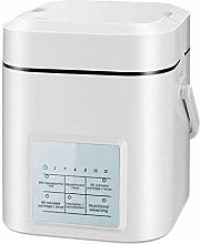 DZX Electric Rice Cooker with Stainless Steel