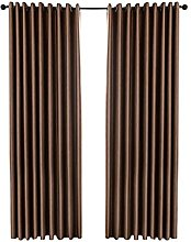 DZYP Blackout Curtains 2 Panel Thermal Insulated