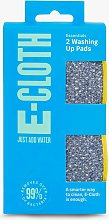 e-cloth Washing Up Pads, Pack of 2
