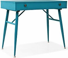 E-Greetshopping Writing Desk with Drawer