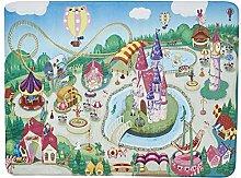 e-Rugs Modern Inspire Fairyland Playroom Fun