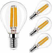 E14 LED Golf Ball Bulbs Dimmable 4W, No Flicker