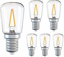 E14 LED Light Bulb, 1.5W Energy Saving Light Bulbs