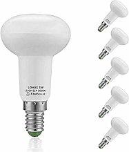 E14 R50 Bulb Reflector LED Screw Bulbs, LOHAS 5W