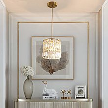 E27 Chandelier Modern Crystal Dining Table Ceiling