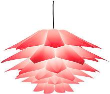 E27 Lamp Shade Lotus Decorative Plastic Pendant