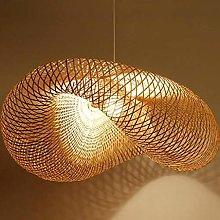 E27 Vintage Hanging Lamp Woven Pendel Lamp Hanging