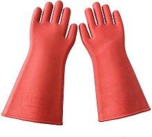 E2O Tech Insulated Gloves Rubber 12KV Safety
