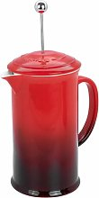 Eads Cafetiere Symple Stuff Colour: Red