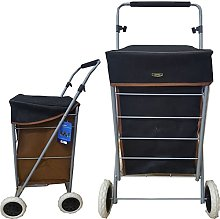 Eagle 4 Wheel Folding Shopping Mobility Trolley