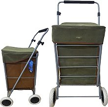 Eagle 4 Wheel Folding Shopping Mobility Trolley