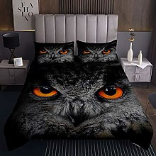 Eagle Coverlet Wild Animal Themed Bedspread for