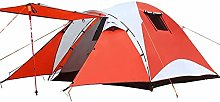 EAHKGmh Family Tent 3-5 Man Tent Blocks up to 100
