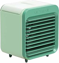 Eariy Air Conditioner Fan, USB Rechargeable Air