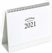 Earlyad 2021 Desk Calendar Monthly Desk Pad