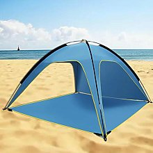 earlyad Beach Tent Sun Shelter with SPF UV 50+