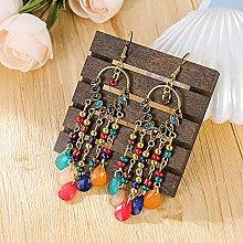 Earrings for Women,Vintage Drop Earring Boho