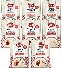 EasiYo Blood Orange Yogurt Mix - 8 Pack
