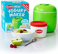 Easiyo Compact Green Mini Yogurt Maker with Jar &