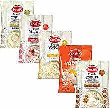 EasiYo Everyday 5 Flavour Variety Pack Yogurt Mix