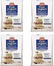 Easiyo Greek Style Yogurt Sachet 4 x 170g