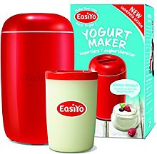 Easiyo Red Yogurt Maker
