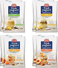 EasiYo Yogurt 8 Sachet Pack | Greek Style Yellow