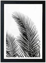 East End Prints Palm Leaves By Mareike Boehmer A3