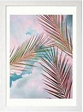 East End Prints Palms And Sky By 83 Oranges A3