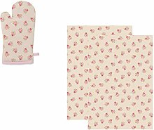 east2eden Countryside Kitchen Country Rose Single