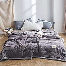 Eastbride Anti Allergy Double Duvet,Solid colored