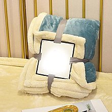Eastbride Fluffy Blanket Warm Bed Throws,Solid