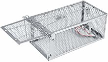 Eastbuy Mouse Trap - 27 14 12cm Rat Trap Cage