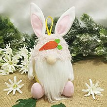 Easter Bunny Faceless Doll Easter Bunny Gnome