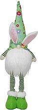 Easter Bunny Gnomes Spring Tomte Gnome Elf Dwarf