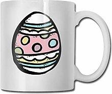 Easter Egg Coffee Mug, 330ml Coffee Mug, Funny