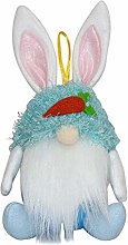 Easter Faceless Doll Easter Bunny Gnome Cookie and
