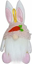 Easter Faceless Doll Easter Bunny Gnome Cookie