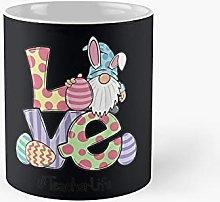 Easter Gnome Egg Classic Mug   Best Gift Funny