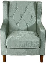 Easterling Armchair Ophelia & Co. Upholstery
