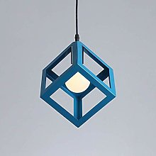 EASTYY Nordic Square Metal Pendant Lights Fitting