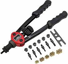 Easy Automatic Rivet Tool Set, Heavy Duty Flexible