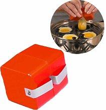 Easy Egg Cracker Separator Eggshell Topper Shell