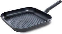 Easy Induction 26cm Griddle Pan BK Cookware