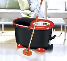 Easy Mop 360° Rotating Spin Magic Mop And Bucket