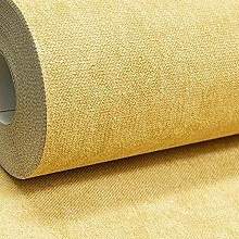 Easy Paste Plain Distressed Mustard Yellow Golden