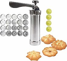 Easy-topbuy Biscuit Maker Machine With 20pcs