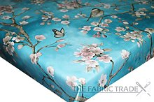 Easy Wipe Dining PVC Tablecloth Oilcloth Table