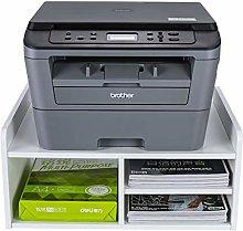 EasyPAG Desktop Wood 2 Tier Printer Stand/Fax