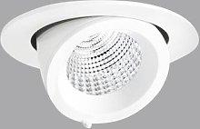 EB431 LED downlight white warm white